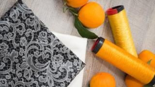 Come le arance siciliane vengono trasformate in vestiti